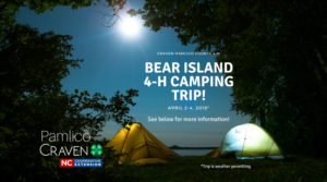 Cover photo for Bear Island Camping Trip