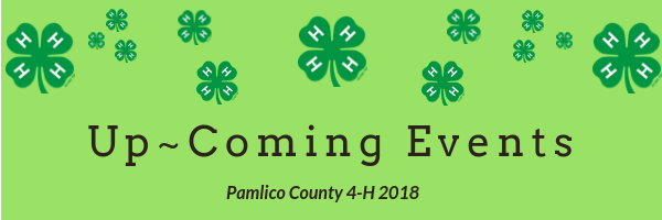 4-H events banner image