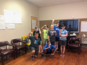 Cover photo for There's Been an Outbreak: 4-H Summer Fun Camp