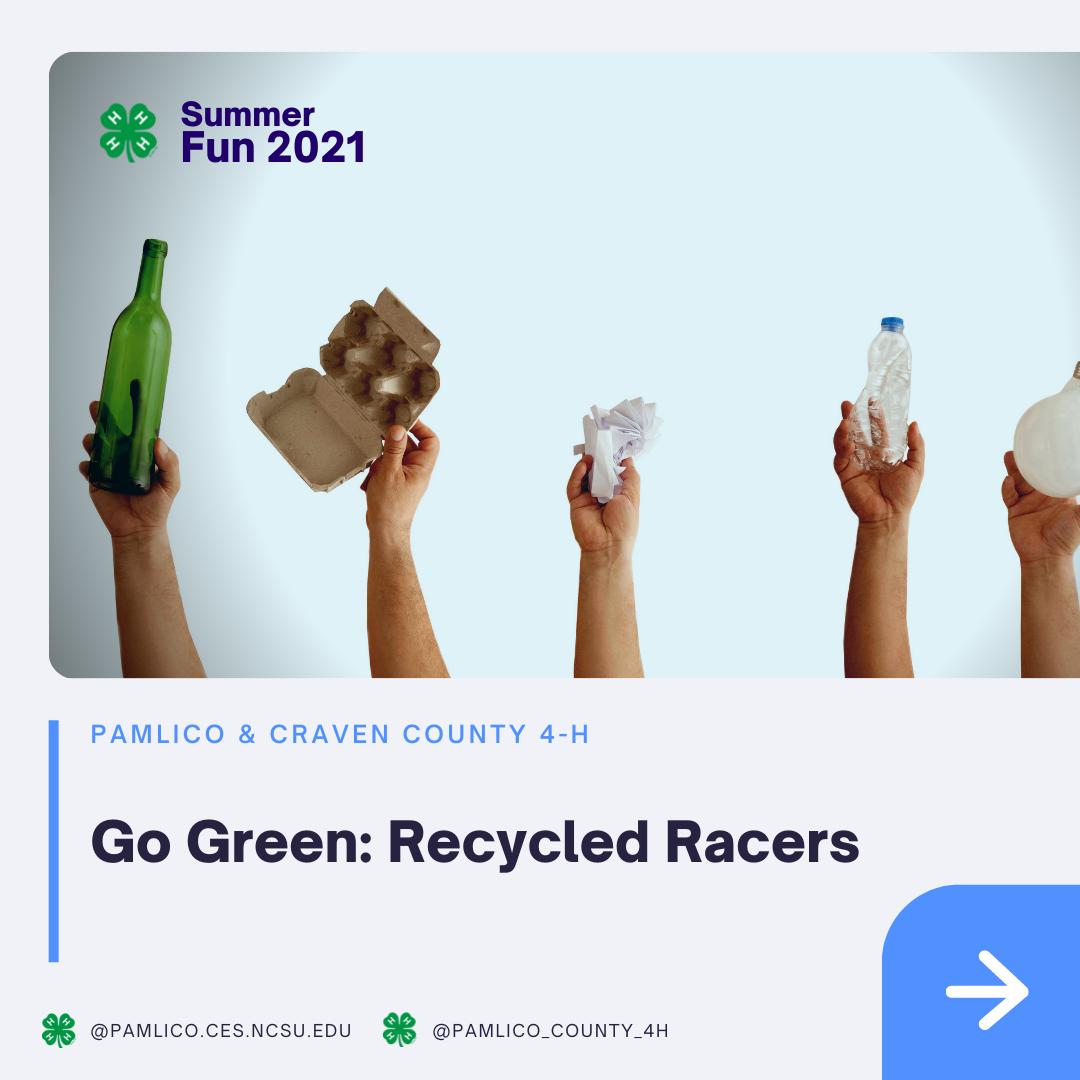 Go Green flyer image